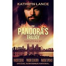 The Pandora's Trilogy: Complete Box Set