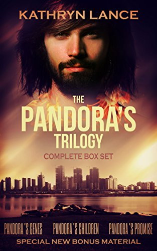 The Pandora's Trilogy: Complete Box Set by [Lance, Kathryn]