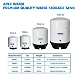 APEC TANK Pre-pressurized Reverse Osmosis Water