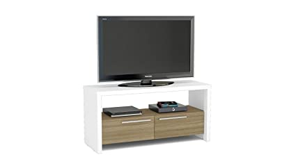 Amazon Com Boahaus Modern Style Tv Stand Up To 46 2 Closed