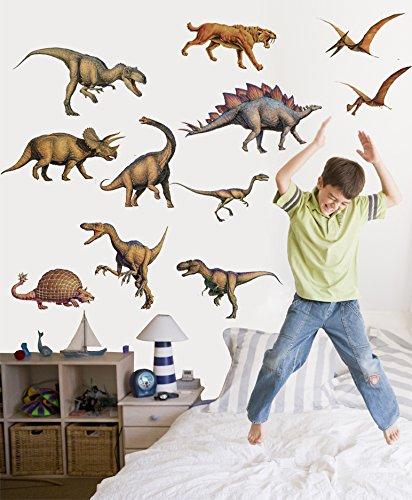 Dinosaur Wall - 7