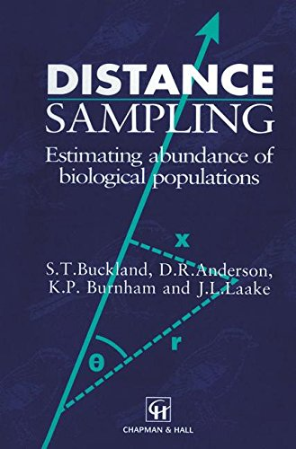 Distance Sampling: Estimating abundance of biological - Buckland Dr