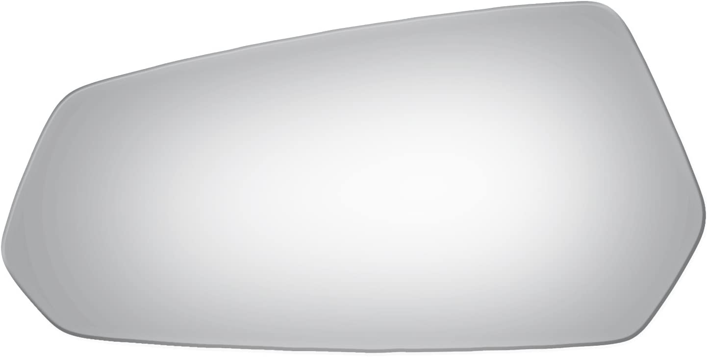 2010-2015 CHEVROLET CAMARO FITS LEFT DRIVER SIDE BURCO MIRROR GLASS # 4293