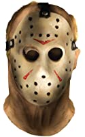 Friday The 13th Jason Voorhees Overhead Mask