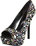 Carlos by Carlos Santana Women's Sexy,Black,10 M US - Best Reviews Guide
