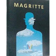 MAGRITTE MUSEE DES BEAUX ARTS DE MONTREAL