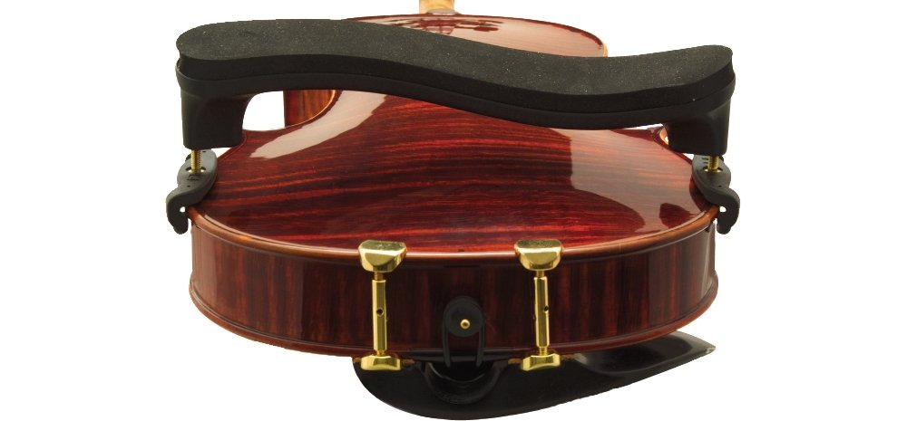 Everest Violin Shoulder Rest 3/4 and 1/2 by EVEREST (Image #2)