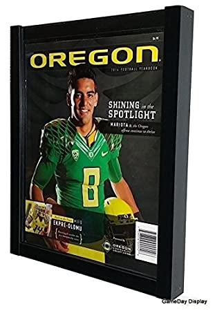 Amazon.com : Magazine Display Case Magazine Display Frame for ...