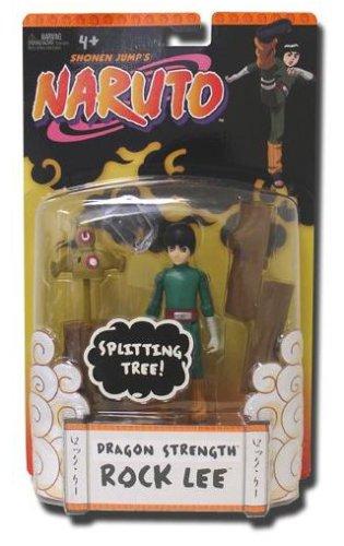 (Shonen Jumps Naruto- Dragon Strength Rock Lee)