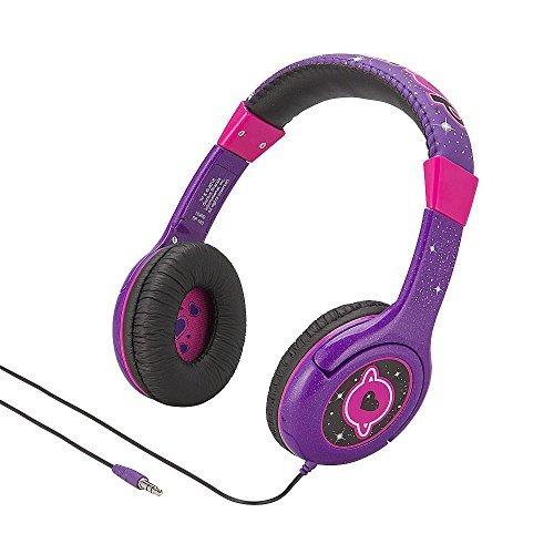 Agent Stereo Headphones (SpacePOP Stereo Adjustable Headphones)