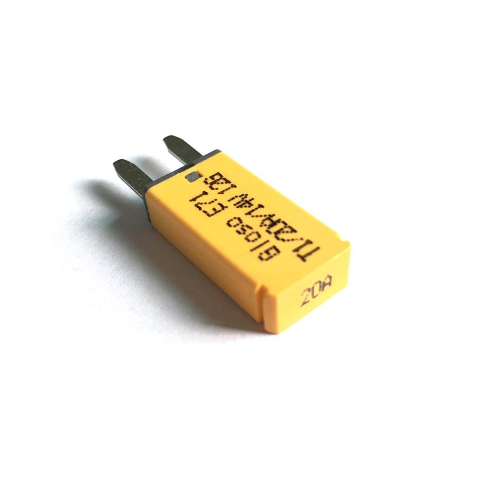 Iztor Dc 14v 25 Amp Atm Mini Circuit Breaker Automotive Electronic Toss