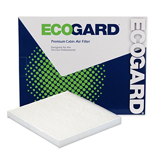 - ECOGARD XC10475 Premium Cabin Air Filter Fits Nissan Versa and Versa Note 2014-2019, Micra 2015-2016