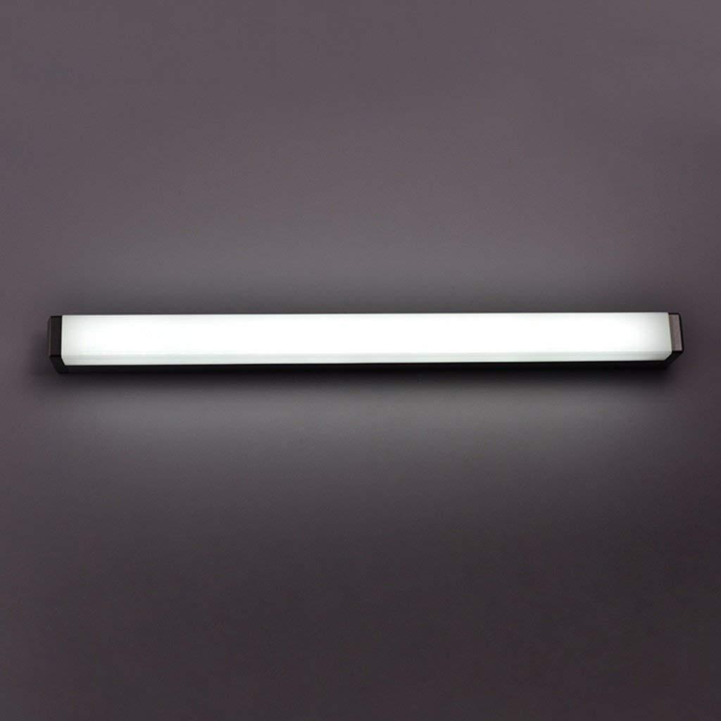 Warm light-7w 45cm BAIF Spiegelleuchten Led Spiegel Scheinwerfer, Moderne Anti-Fog Rost Spiegelleuchte Badezimmer Badezimmerspiegel Schrank Make-up Lampen Badezimmerleuchten (Farbe  warmes Licht-7w   45cm)