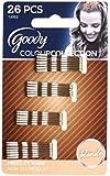 Goody Colour Collection Small Metallic Bobby Slide, Blonde 26 ea