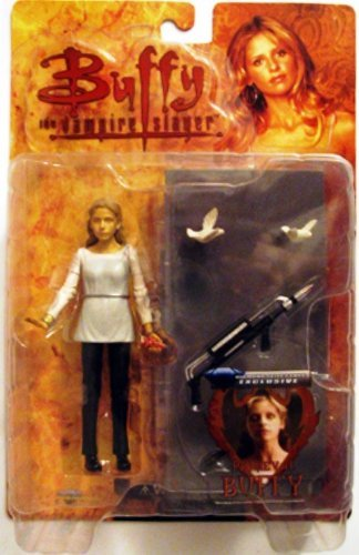 Buffy The Vampire Slayer: Diamond Select Toys Exclusive 'Primeval' Buffy Action Figure