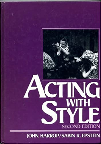 Book Acting With Style