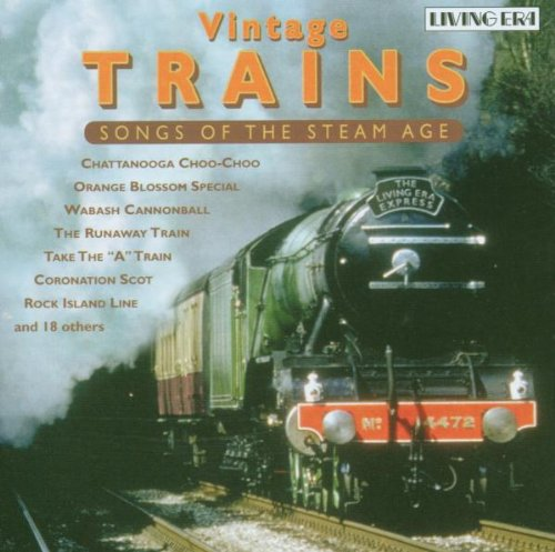 Vintage Trains: Translated Albuquerque Mall Sounds of Steam the Age