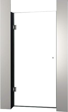 Glasdeals - Mampara de ducha (vidrio de seguridad de 8 mm, para duchas de 3 paredes, 90 x 190 cm): Amazon.es: Bricolaje y herramientas