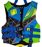 Body Glove Wetsuit Co Kids Phantom Neoprene US Coast Guard Approved PFD Life Jacket