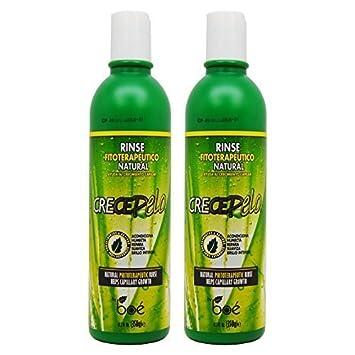 Amazon.com : BOE Crece Pelo Rinse Fitoterapeutico Natural ...