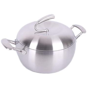 SKYyao Sarten acero inoxidable,Cocina de la inducción de ...