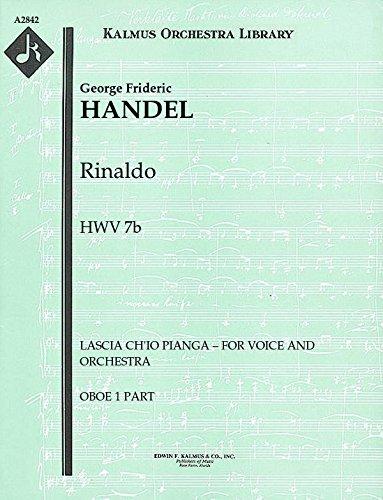 Rinaldo, HWV 7b (Lascia ch