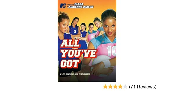 f90e715b8 Amazon.com: All You've Got: Adrienne Bailon, Sarah Wright, Ciara, Jennifer  Peña, Taylor Cole, Jackée Harry, Daniella Alonso, Laila Ali, T-Bone, ...