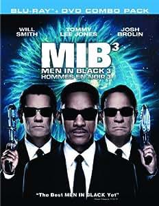 Men in Black 3 (Bilingual) [Blu-ray + DVD]