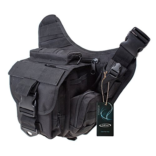 Tactical Messenger Bag - 3