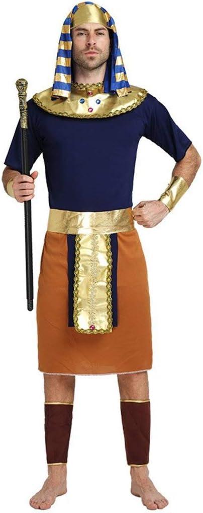 DSJSP Disfraz de Cosplay de Halloween, disfraces de faraones ...