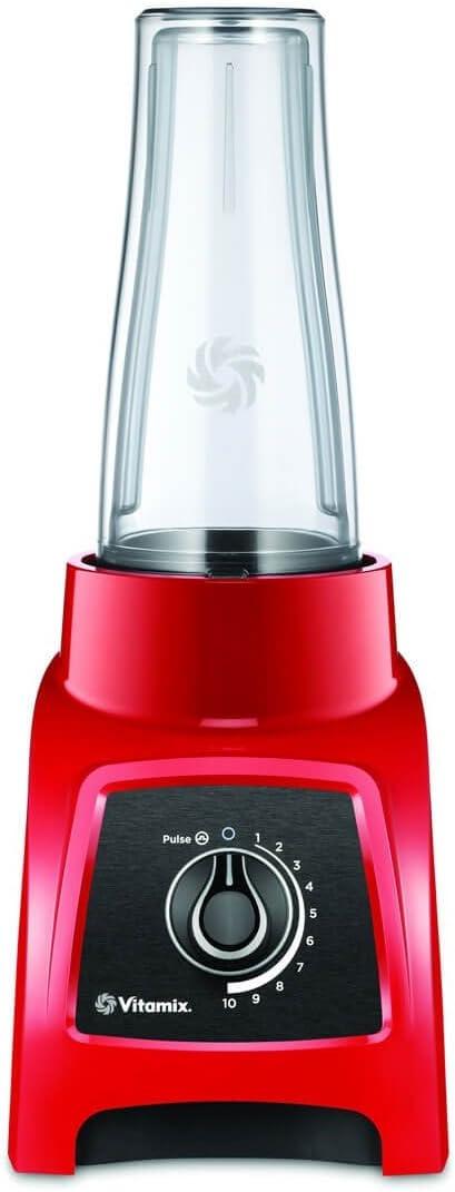 VITAMIX S30 Batidora roja con un recipiente de 1,2 L y un ...