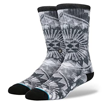 STANCE SUNDROP SOCKS Black L/XL