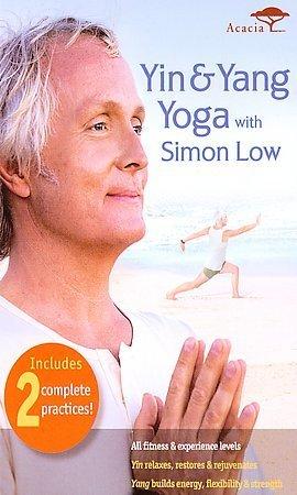 YIN & YANG-YOGA W/SIMON LOW (DVD)