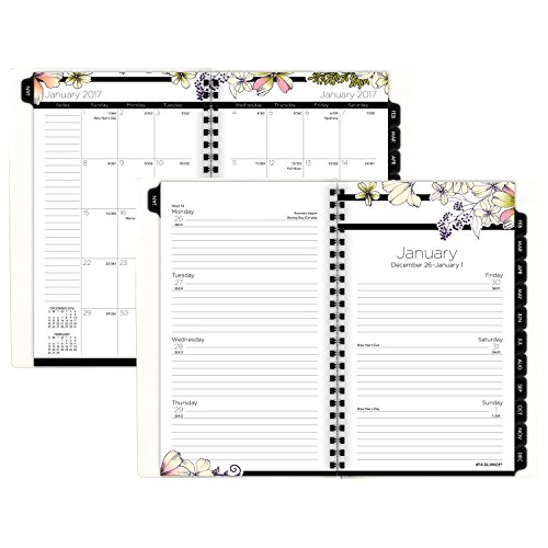 AT-A-GLANCE Weekly / Monthly Planner / Appointment Book 2017, 4-3/4 x 8
