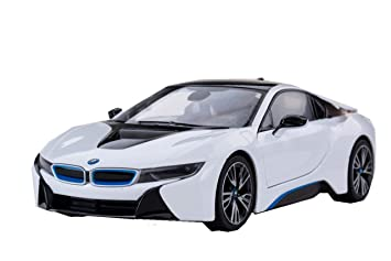 Radio Control 71000 1 14 Bmw I8 Car Amazon Co Uk Toys Games