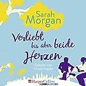Verliebt bis über beide Herzen (From Manhattan with Love 4) Hörbuch von Sarah Morgan Gesprochen von: Nicole Engeln
