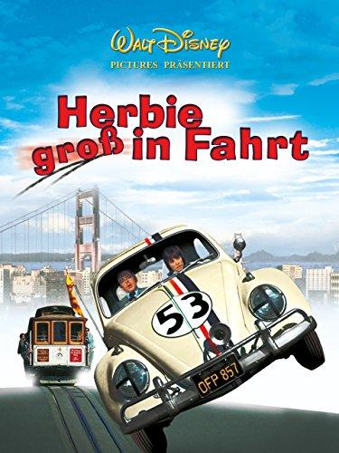 Herbie groß in Fahrt Film