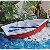 Miniature Fairy Garden Skiff With Oars Review
