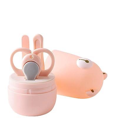 Cuidado de la Salud del bebé y Set de Aseo Tijeras de uñas para ...