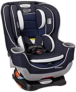 Amazon.com : Graco Baby Extend2Fit 65 Convertible Car Seat ...