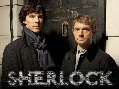مسلسل Sherlock الموسم الاول