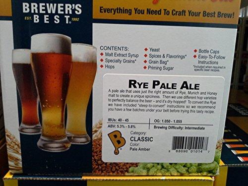 Rye Ale - 1