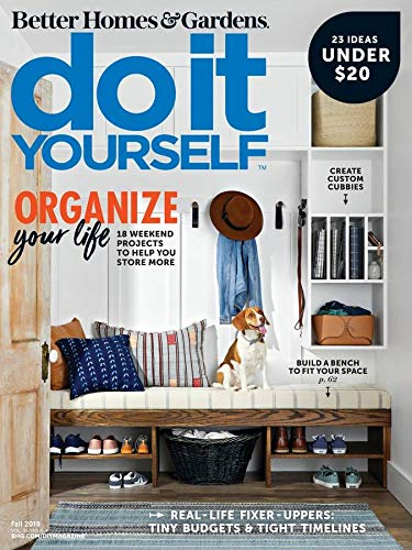 Do it Yourself (Best Home Improvement Magazines)