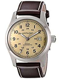 Hamilton Men's H70555523 Khaki Field Automatic Watch