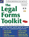 The Legal Forms Toolkit, Daniel Sitarz, 1892949482