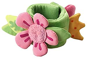 HABA Posy Wrist Rattle (Discontinued by Manufacturer)