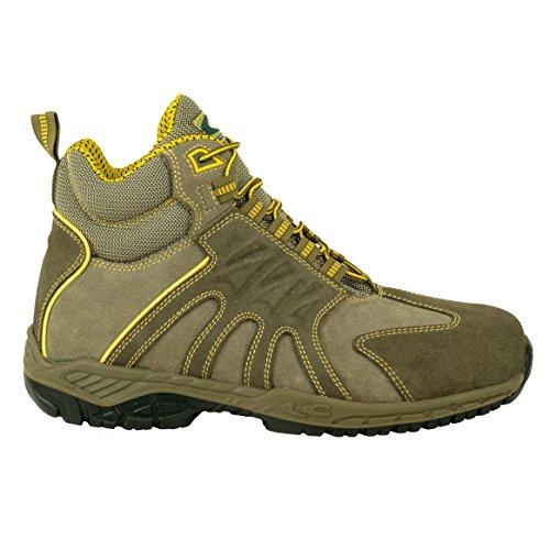 Cofra 30011�?00.w47Gr. 47S1P SRC Deuce Sicherheit Schuhe–Grau/Grün