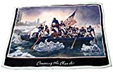 """At the turn of the Millennium, a Patriotic team broke the ice and lead the charge which resulted in a Decade of Domination. We are commemorating this historic run lead by our resident Minutemen with a new """"Crossing the Charles"""" Throw Blanket. This is..."""