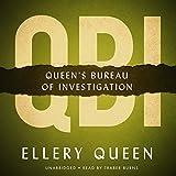 Bargain Audio Book - QBI  Queen s Bureau of Investigation