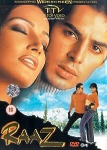 Raaz (2002) (Hindi Horror Film / Bollywood Movie / Indian Cinema DVD)